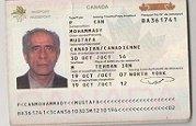 mostafa mohammadi- pasport