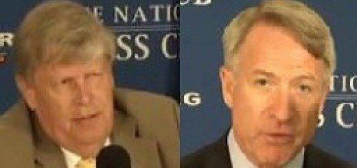 کنفرانس مطبوعاتی واشینگتن: هشدار نسبت به فریبکاریهای رژیم ایران
