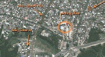 گورستان آقا سید مرتضی لاهیجان- قبر قتل عام شدگان67 مجاهد خلق