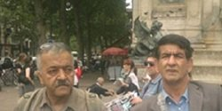 نادری و محمد رزاقی دراکسیون وزارت