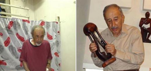 حسن طفاح زندانی سیاسی۸۶ساله