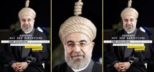 روحانی- شاه اعدام با بیش از 2000اعدام در دو سال حکومت
