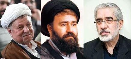 رفسنجانی- میرحسین موسوی