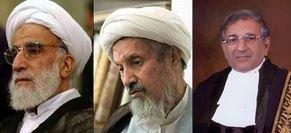 گودرز افتخار جهرمی- محمد مؤمن قمی- احمد جنتی