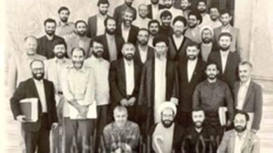 اعضای کابینه موسوی سال67