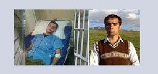 نامه زندانی سیاسی افشین ندیمی، به زندانی سیاسی افشین سهرابزاد