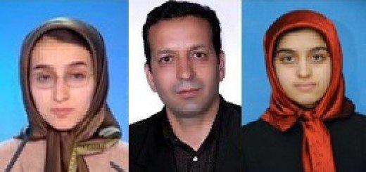 نامه زندانی سیاسی صالح کهندل به دخترانش زهرا و پریا به مناسبت 8مارس