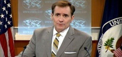 جان کربی سخنگوی وزارتخارجه