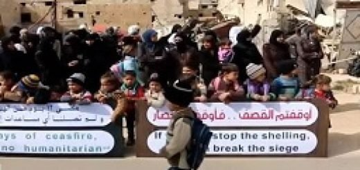 داریا تظاهرات سوریه