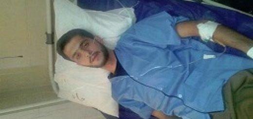 زندانی سیاسی افشین سهراب-