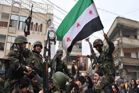 عملیات پیروز مندانه رزمندگان سوری