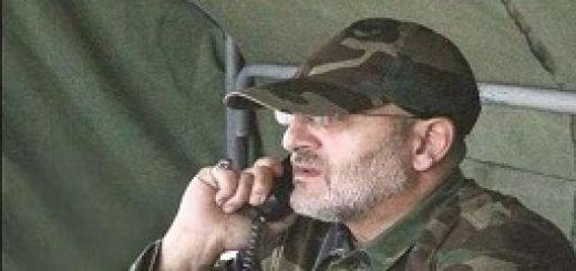 کشته شدن مصطفی بدرالدین بدست رزمندگان سوری