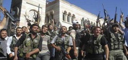 ادغام ارتش شام در صفوف جنبش آزادگان شام