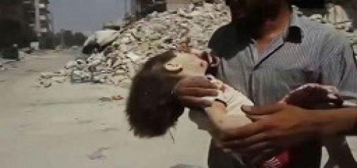 استمرار حملات جنایتکارانه رژیم اسد به حلب