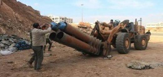 تسلط رزمندگان سوری بر جبهه حندرات