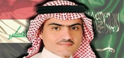 ثامر سبحان سفیر سعودی در عراق