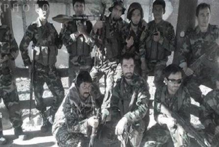 جوانان افغانی در تنور جنگ222