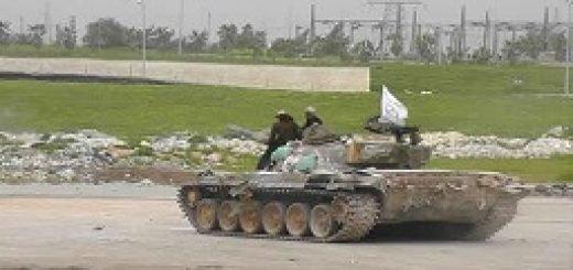 رزمندگان سوری جنگ جدیدی2