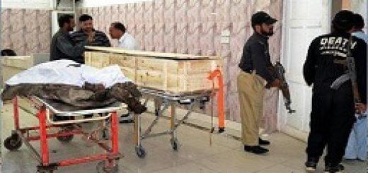 رهبر کشته شده طالبان