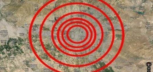زلزله بیاید تهران کباب میشود