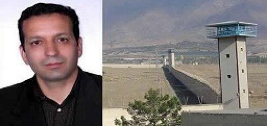 زندانی سیاسی صالح کهندل