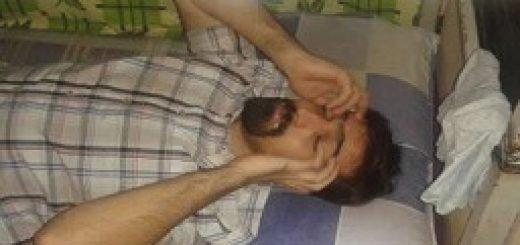 زندانی سیاسی مسعودعرب چوبدار