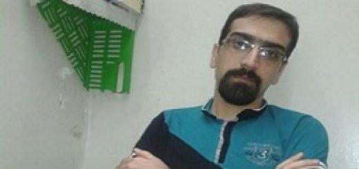 زندانی سیاسی مسعود عرب چوبدار - Copy