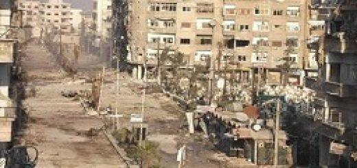 شکسته شدن محاصره شهر داریا