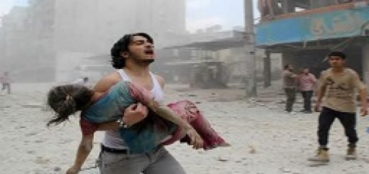 قتلعام در دیرالزور با ۴۰