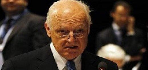 نماینده مللمتحد در امور سوریه