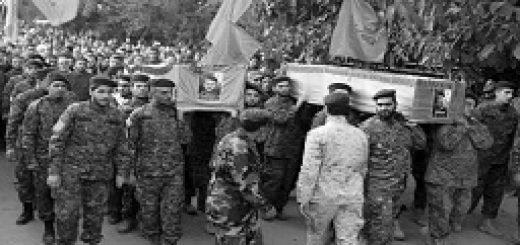 هلاکت۲۵تن از شبهنظامیان حزبالشیطان