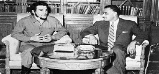 چگوارا + عبدالناصر