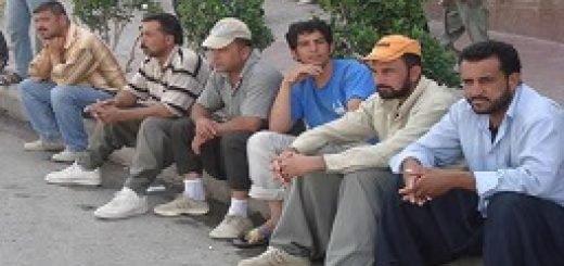 کارگران بیکار ایران