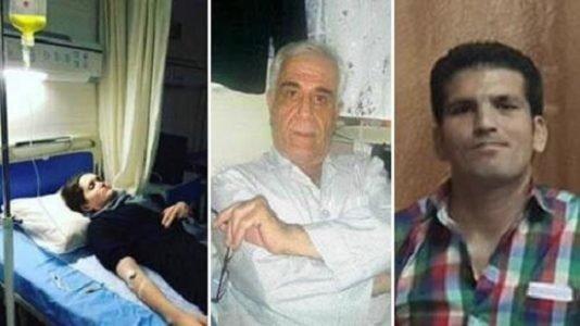 ادامه اعتصابغذای زندانیان سیاسی در اوین و گوهردشت - 222
