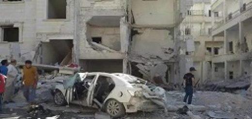 ادلب دهها کشته
