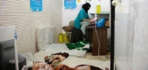 بمباران چهار بیمارستان توسط رژیم اسد