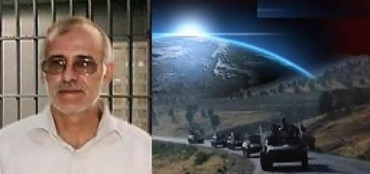 بیانیه زندانی سیاسی علی معزی بهمناسبت سالگرد فروغ جاویدان