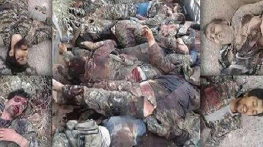 تأکید امیر عبداللهیان بر ادامه دخالت نظامی در سوریه و عراق222