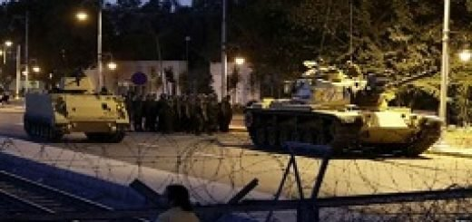 حضور غیرعادی ارتش ترکیه در خیابانهای استانبول و آنکارا