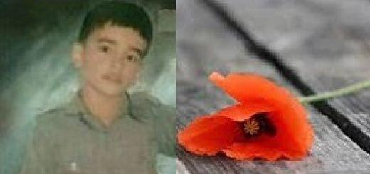 دانش امینی 10ساله خودکشی کرد