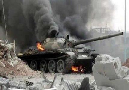رزمندگان سوری تلفات سنگینی به نظامیان اسد222