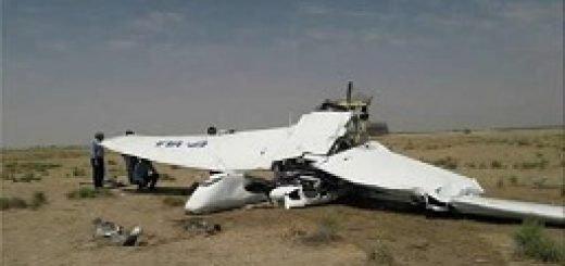 سقوط هواپیما -رژیم ایران