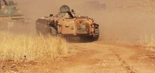 عملیات رزمندگان سوری
