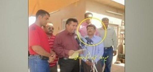 مزدور انجمن نجات (نجاست)حميد دهدارحسني؛ پادوي گشتاپوي آخوندي در خوزستان انجمن نجات ايران