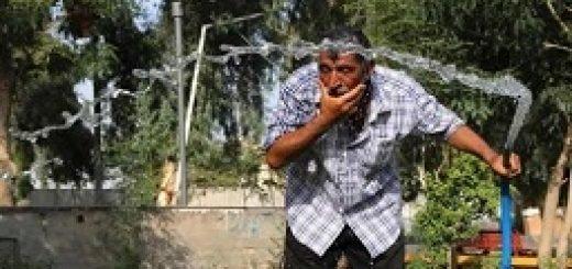 موج گرما در عراق و تشدید فشار بر مجاهدان لیبرتی