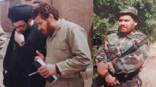 هلاکت یکی از سرکردگان حزبالشیطان در سوریه222