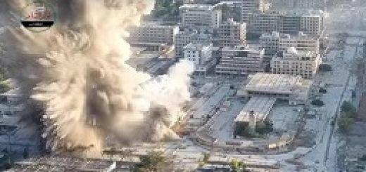هلاکت 35تن از نیروهای گارد ریاستجمهوری اسد در حلب