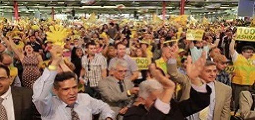واشینگتن تایمز-مخالفان ایرانی خواستار تغییر رژیم در ایران هستند