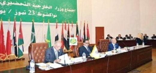 وزرای خارجه ۴کشور عربی خواهان توقف دخالتهای رژیم ایران شدند
