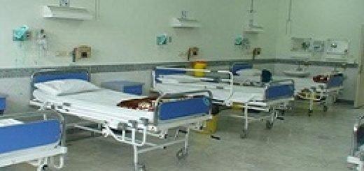 وزیر بهداشت رژیمایران با کمبود ۹۰هزار تخت بیمارستانی روبهروست